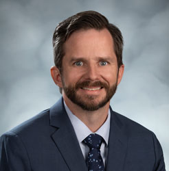 Andrew Urie, Vice President – Exploration and Geoscience